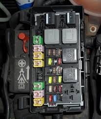 ford transit forum • view topic how to wire daytime running i note there is an unused ignition switched connection at fuse position 32 and a permanent live connection at fuse position 14