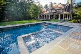 Pool designs Square Top Custom Pool Designs In Connecticut Odd Job Landscaping Top Custom Pool Designs In Connecticut Custom Swimming Pool