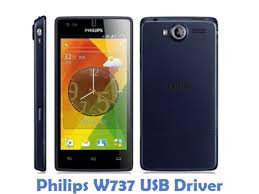 Download Philips W737 USB Driver