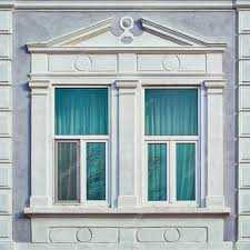 Altbau Fenster Stockfoto Srazvodovskij 124717386