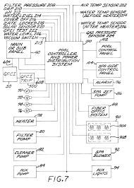 patent us shutoff system for pool or spa patents patent drawing