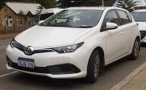 Toyota Auris - Wikipedia
