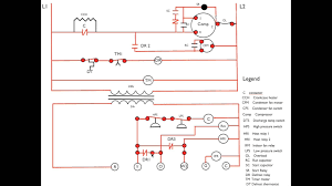 control wiring diagrams hvac refrence heat pump diagram 3 call for heat pump control wiring diagram control wiring diagrams hvac refrence heat pump diagram 3 call for defrost sequence youtube