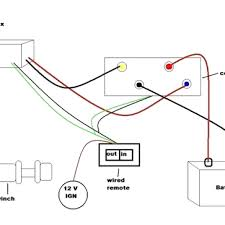 kfi winch contactor wiring diagram tryit me winch wiring diagram for warn control cable best of kfi contactor