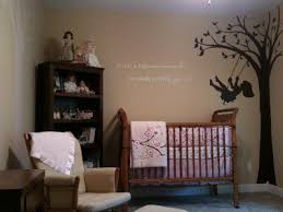 lovely baby room ideas. simple nighstand close to cream arm chair in nursery decorating ideas and brown storage neighboring traditional lovely baby room