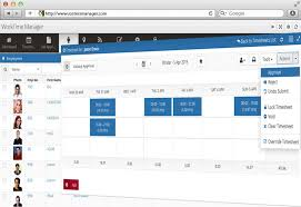 Time Sheet Online Online Employee Timesheet Software Work Time Manager