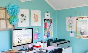 tiffany blue office. Home Office Painting Ideas Discovering Tiffany Blue Paint In 20 Beautiful  Ways Tiffany Blue Office U