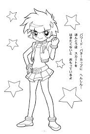 Powerpuff Girls Z Coloring Pages Girls Z Coloring Pages Bubbles By