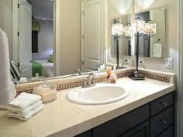 bathroom countertops ideas vanity black granite