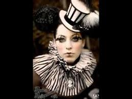 circus makeup for women