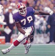 Today in Pro Football History: MVP Profile: Bruce Smith, 1990