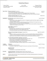 Templates Of Resume Career One Resume Templates Enderrealtyparkco 11