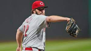 Reds' Wade Miley throws MLB's fourth no ...