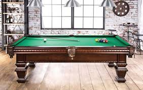 Furniture of America Montemor Pool Table Set