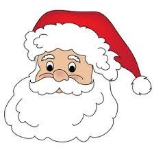 santa claus face images. Simple Claus Free Santa Claus Clip Art Image Clipart Illustration Of Santau0027s Face With Images C
