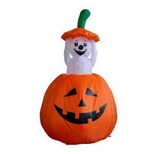 casper halloween inflatable. halloween inflatable pumpkin ghost decoration casper