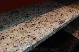 rose white granite water fall or pencil edge for countertops worktops bar tops