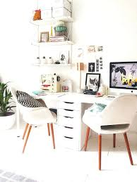 White Home Office Furniture Sets Office Furniture Ikea Qatar