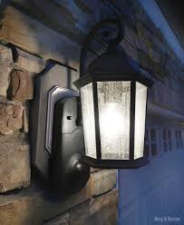 Maximus Coach Light Security Cameras Maximus Smart Security Light All In One Light And Camera