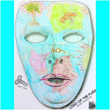 best lord of the flies images lord jack o lord of the flies mask project