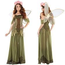 Halloween Adult Women Angel Elf <b>Flower Fairy</b> Tinker Bell Costume ...