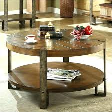 farmhouse coffee table white and brown find the best deals on round dining weathered gray fresh