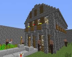 ᐅ Mittelalter Haus In Minecraft Bauen Minecraft Bauideende