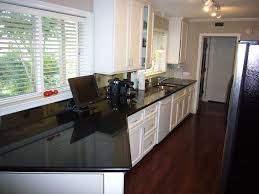 image of winsome small galley kitchen designs nice