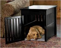 orvis dog crate furniture. Delighful Dog Our Dog Crate Will Easily Be Mistaken For Fine Furniture For Orvis Dog Crate Furniture O