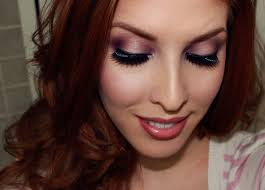 valentines day makeup tutorial pretty pinks purples 15 sweet valentines day photo tutorials