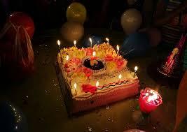 Happy Birthday Cake Candles Free Photo On Pixabay