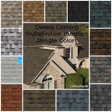 Oakridge Shingles Color Chart 27 Perspicuous Owens Corning Roofing