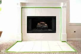 tile fireplace surround ceramic tile fireplace mantels slate surround with for plan 9 tile fireplace surrounds