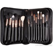 sigma make up artist rose gold set 29 brushes image 4