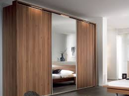 fashionable furniture sliding wardrobe designs with mirror for contemporary pertaining to dark wood wardrobes with