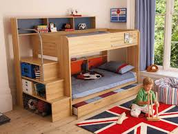 Small Kids Bedroom Design Home Design Cute Bunk Bed Design For 5 Children In A Small Space
