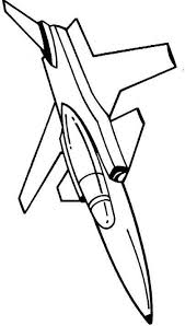Vliegtuig Kleurplaat Jouwkleurplaten