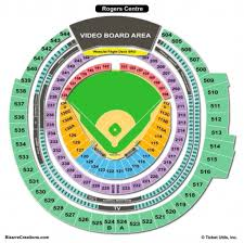 Blue Jays Tickets Rogers Centre Seating Chart Rogers Centre Seating Chart Seating Chart