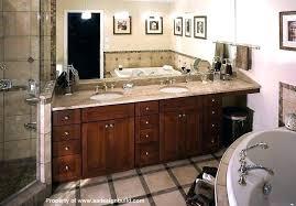 narrow double vanity.  Vanity Narrow Double Vanity Depth Sink Width  Inside R