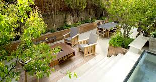 Small Picture Private Gardens Rooftop Garden Design Courtyard Gardens