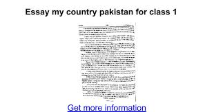 essay my country for class google docs