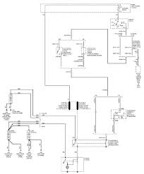 ford pickup f light duty system wiring diagram service 1997 ford pickup f250 light duty