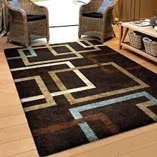 geometric area rugs wonderful linked in mocha blue rug x pertaining to large size of navy