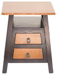santa fe end table traditional side tables and end tables by amish designs inc
