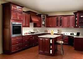 Cherry Kitchen Cabinets Traditional Kitchen Design Ideas Pictures