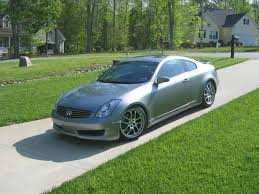 06 G35 Coupe, 6MT, 17k mi, Loaded, Immaculate