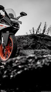 full hd ktm bike 540x960 wallpaper