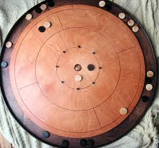 Wooden Board Games Canada Crokinole World 9