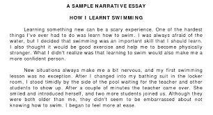 writing a narrative essay examples com writing a narrative essay examples 11 a narrative essay about yourself
