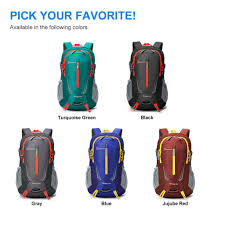 Light Waterproof Backpack 25l Light Weight Waterproof Backpack For Outdoor Use With